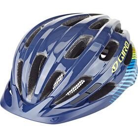 Giro Vasona MIPS Helm Damen midnt blue/heatwave